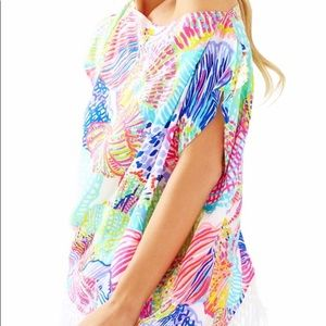 NWOT Lilly Pulitzer Top- Size M/L